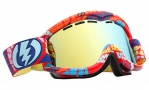 Electric EG1 Goggles Goggles - RIDS-Pat Moore Bronze/Gold Chrome