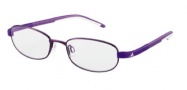 Adidas A992 Eyeglasses Eyeglasses - 6053 Purple Matte / Purple