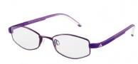 Adidas A997 Eyeglasses Eyeglasses - 6053 Purple Matte / Purple