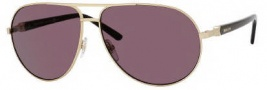 Yves Saint Laurent 2291/S Sunglasses Sunglasses - 0I1J Gold Brown / 70 Brown Lens