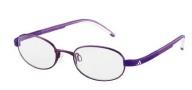 Adidas A998 Eyeglasses Eyeglasses - 6053 Purple Matte / Purple