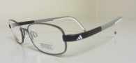 Adidas A999 Eyeglasses Eyeglasses - 6056 Gray Matte / Black