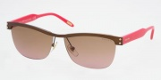 Ralph by Ralph Lauren RA4070 Sunglasses Sunglasses - 248/14 Brown / Brown Rose