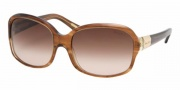 Ralph by Ralph Lauren RA5059 Sunglasses Sunglasses - 668/13 Amber / Brown Gradient