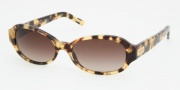 Ralph by Ralph Lauren RA5119 Sunglasses Sunglasses - 504/13 Spotty Tortoise / Brown Gradient