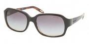 Ralph by Ralph Lauren RA5122 Sunglasses Sunglasses - 953/11 Black Tortoise / Gray Gradient