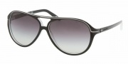 Ralph by Ralph Lauren RA5123 Sunlgasses Sunglasses - 501/11 Black / Gray Gradient