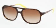 Ralph by Ralph Lauren RA5125 Sunglasses Sunglasses - 510/13 Dark Tortoise / Brown Gradient