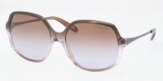 Ralph by Ralph Lauren RA5139 Sunglasses Sunglasses - 106668 Brown Violet / Brown Gradient Violet