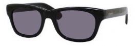 Yves Saint Laurent 2321/S Sunglasses Sunglasses - 0807 Black / P9 Gray Lens
