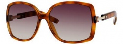 Yves Saint Laurent 6288/S Sunglasses Sunglasses - 0A9X Light Havana / YY Brown Gradient Lens