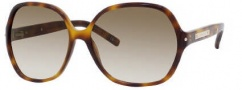Yves Saint Laurent 6290/S Sunglasses Sunglasses - 005L Havana / DB Brown Gray Gradient Lens