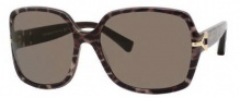 Yves Saint Laurent 6307/S Sunglasses Sunglasses - 0MOM Panther / 70 Brown Lens
