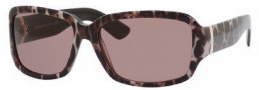 Yves Saint Laurent 6325/S Sunglasses Sunglasses - 0MOM Panther / SB Red Brown Lens
