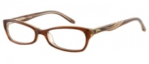 Guess GU 9065 Eyeglasses Eyeglasses - BRN: Brown Crystal