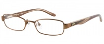 Guess GU 9066 Eyeglasses Eyeglasses - BRN: Satin Brown