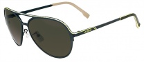 Lacoste L106S Sunglasses Sunglasses - 315 Satin Green