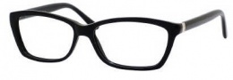 Yves Saint Laurent 6340 Eyeglasses Eyeglasses - 0807 Black