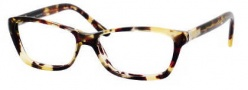 Yves Saint Laurent 6340 Eyeglasses Eyeglasses - 0QR2 Light Havana