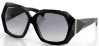 Swarovski SK0001 Sunglasses Sunglasses - 01B