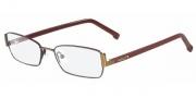 Lacoste L2100 Eyeglasses Eyeglasses - 210 Brown