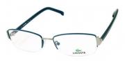 Lacoste L2100 Eyeglasses Eyeglasses - 424 Teal