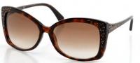 Swarovski SK0019 Sunglasses Sunglasses - 52F