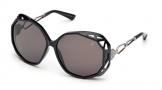 Swarovski SK0022 Sunglasses Sunglasses - 01A