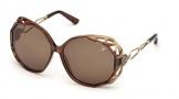 Swarovski SK0022 Sunglasses Sunglasses - 48E