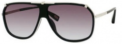 Marc Jacobs 305/S Sunglasses Sunglasses - 0010 Palladium (5M Gray Gradient Aqua Lens)