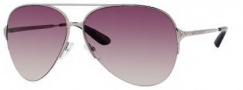 Marc Jacobs 308/S Sunglasses Sunglasses - 06LB Ruthenium (FM Brown Violet Shaded Lens)