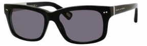 Marc Jacobs 317/S Sunglasses Sunglasses - 0807 Black (BN Dark Gray Lens)