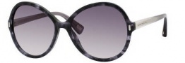 Marc Jacobs 318/S Sunglasses Sunglasses - 0lN2 Havana Gray White (JJ Gray Gradient Lens)