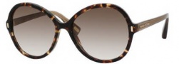 Marc Jacobs 318/S Sunglasses Sunglasses - 0lMU Havana Mud (JS Gray Gradient Lens)