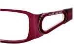 Marc Jacobs 114/U Eyeglasses Eyeglasses - 0CSH Semi Matte Burgundy