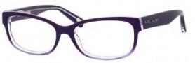 Marc Jacobs 293 Eyeglasses Eyeglasses - 0DKT Violet Azure