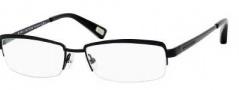 Marc Jacobs 321 Eyeglasses Eyeglasses - 0lM6 Shiny Black / Matte Black