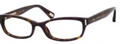 Marc Jacobs 323 Eyeglasses Eyeglasses - 0086 Dark Havana