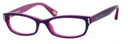Marc Jacobs 323 Eyeglasses Eyeglasses - 0lL4 Plum Cyclamen