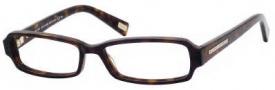 Marc Jacobs 332 Eyeglasses Eyeglasses - 0PTR Dark Havana