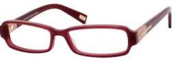 Marc Jacobs 332 Eyeglasses Eyeglasses - 0PU8 Red Pink Burgundy