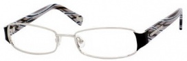 Marc Jacobs 333 Eyeglasses Eyeglasses - 0PUQ Palladium / Black Gray