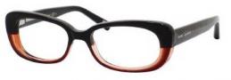 Marc Jacobs 354 Eyeglasses Eyeglasses - 0U4Q Black / Gray Coral