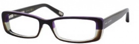 Marc Jacobs 355 Eyeglasses Eyeglasses - 0UF0 Brown / Violet Green