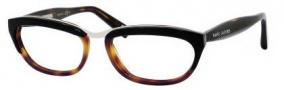 Marc Jacobs 356 Eyeglasses Eyeglasses - 0BG4 Black / Dark Tortoise