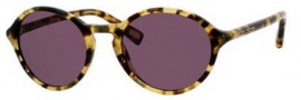 Marc Jacobs 326/S Sunglasses Sunglasses - 0PS0 Spotted Havana (EJ Brown Lens)