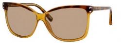 Marc Jacobs 345/S Sunglasses Sunglasses - 043W Havana Glitter (5V Brown Lens)