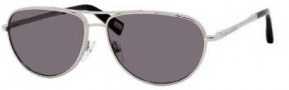 Marc Jacobs 351/S Sunglasses Sunglasses - 0010 Palladium (BN Dark Gray Lens)