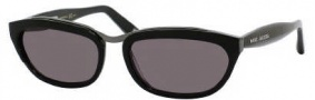 Marc Jacobs 356/S Sunglasses Sunglasses - 0807 Black (NR Brown Gray Lens)