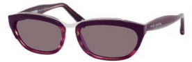 Marc Jacobs 356/S Sunglasses Sunglasses - 03TM Plum Striated (EJ Brown Lens)